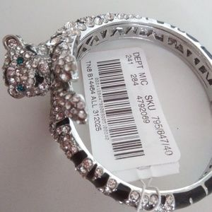 Betsey Johnson New Tiger Bracelet